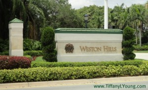 Weston Hills Country Club Homes