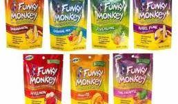 [Review] Funky Monkey Snacks