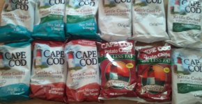 [Review] Cape Cod Potato Chips