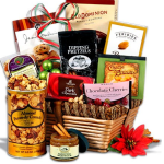 [Review] Gourmet Gift Baskets