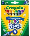 [Review] Crayola Washable Products/Regular Products