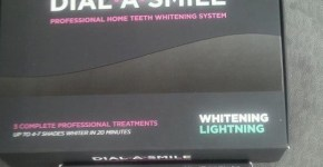[Review & Giveaway] Whitening Lightning