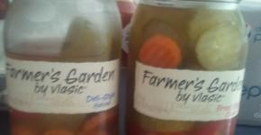 [Review & Giveaway] Farmer's Garden By Vlasic