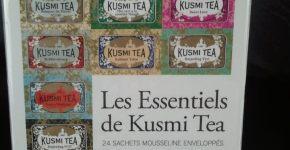 [Review] Kusmi Tea