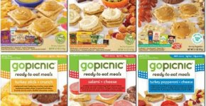 [Review & Giveaway] Go Picnic