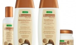 nuNAAT Treatment Curly Hair Collection Review