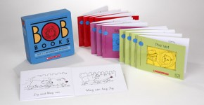 Scholastic Bob Books Review & Giveaway