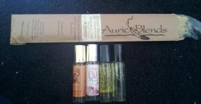 Auric Blends Review & Giveaway
