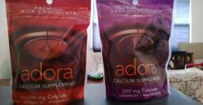 Adora calcium Review & Giveaway
