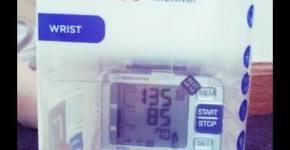 Hammacher Schlemmer: The Best Wrist Blood Pressure Monitor