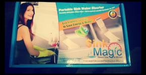 Sink Magic Review & Giveaway