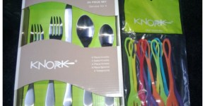 Knork Review & Giveaway