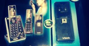 VTech: video doorbell cordless phone system Review & Giveaway