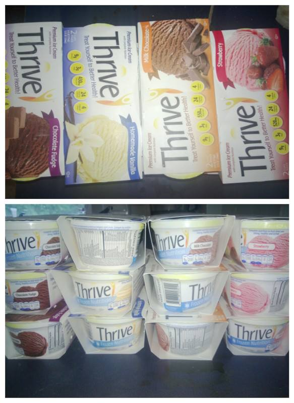 Thrive Ice Cream Review