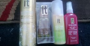 It Haircare Review