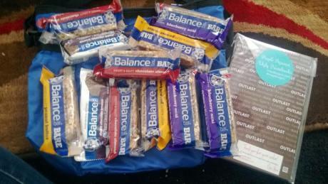 Balance Bar Set