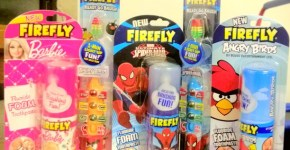 Fire Fly Toothbrush Review