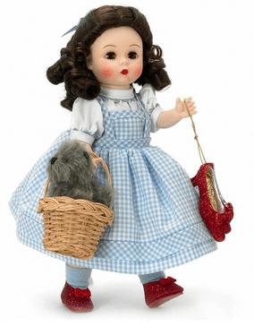 Porcelain Dorothy