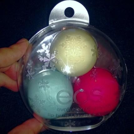 Christmas Flavor eos