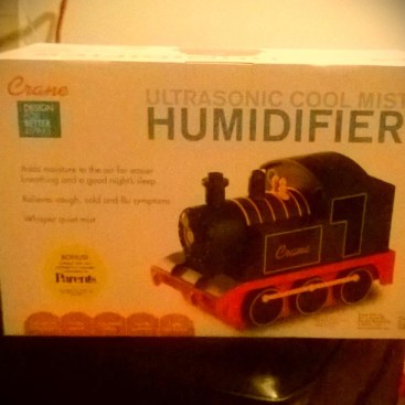 Train Humidifier