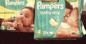 Pampers Review & Giveaway