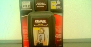 Master Lock Review & Giveaway