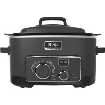 THE NEW NINJA COOKING SYSTEM