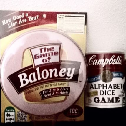 Baloney & Alphabet Game