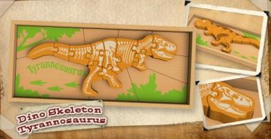 Dino Skeleton Tyrannosaurus