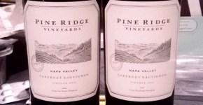 Pine Ridge Vineyards Review