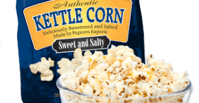 Gaslamp Popcorn Review & Giveaway