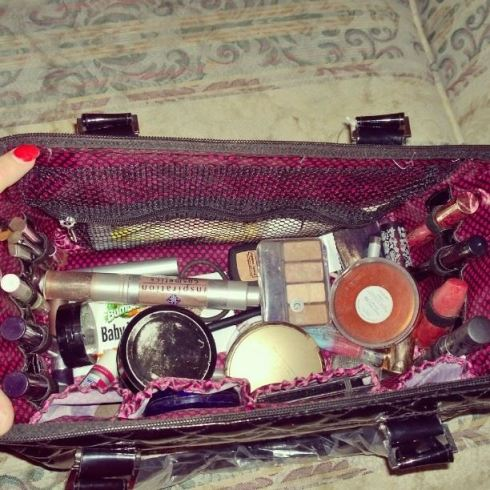 Make up carrying Bag