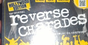 Reverse Charades: Hollywood Editions Revie