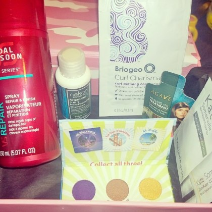 Beauty Army April Box