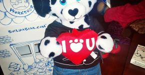 Build A Bear Review & Valentines Day