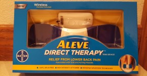 Aleve Direct Therapy Device