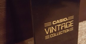 Casio's Vintage Collection