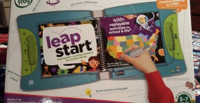 LeapStart Learning System