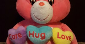 Care Bears Valentine's Day Large Plush