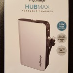 HubMax Portable Charger ~ Mother's Day Gift Guide