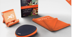 Activ5 Workout Devices