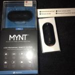 MYNT The Most Functional Smart Button & Tracker