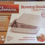 Stovetop Smoker ~ Father's Day Gift Guide