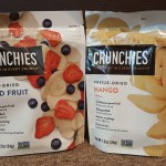 Crunchies for Summer