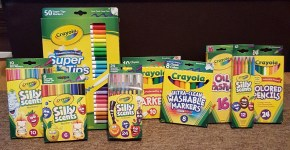 Crayola ~ Back to School Gift Guide