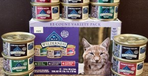 Blue Buffalo Wilderness Pate Variety Pack