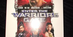 Enter The Warriors Gate DVD