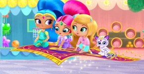 Shimmer and Shine: Magical Pets of Zahramay Falls