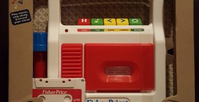 Fisher Price Classic Toys Play Tape Recorder