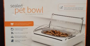 Sure Feed Sealed Pet Bowl